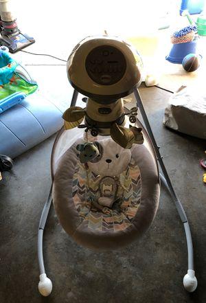 Baby swing for Sale in Baldwin Park, CA