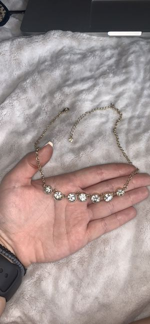 Diamond necklace for Sale in Mount Prospect, IL