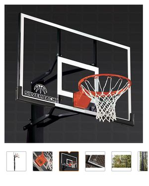 In Ground Complete Basketball 🏀 Hoop System (new) for Sale in Buckeye, AZ