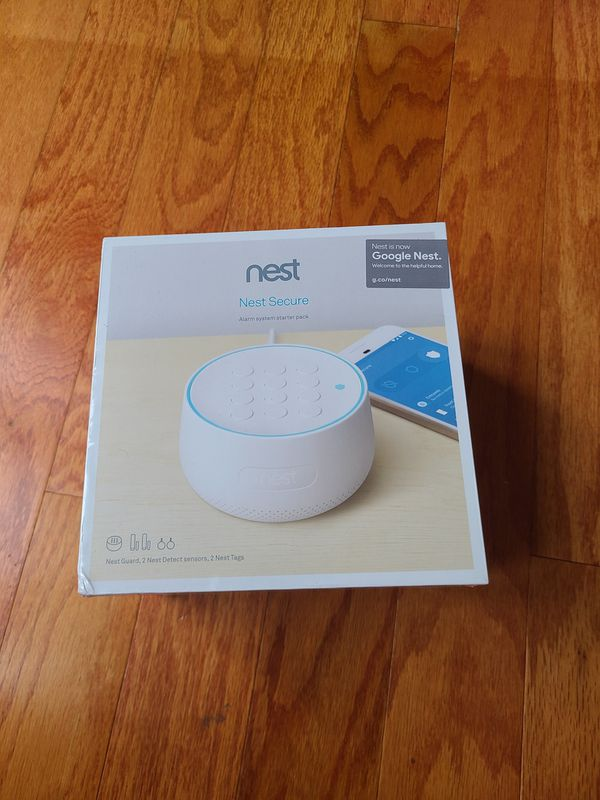 Google Nest Secure Smart Home Security System