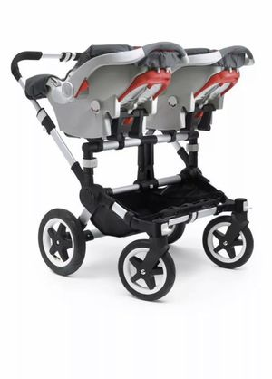 Bugaboo Donkey Adapter for Select Graco Car Seats TWIN! New! Not used!! for Sale in West Springfield, MA