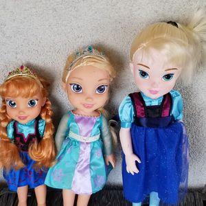 Frozen Dolls for Sale in Anaheim, CA