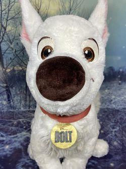 RARE Disney Bolt plush for Sale in Long Beach,  CA