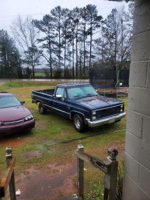 86 Chevy c10 runs good for Sale in Barnesville, GA