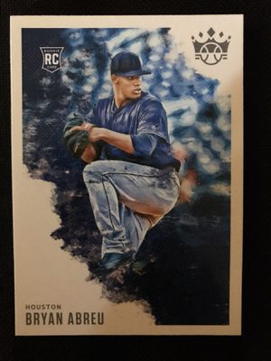 Bryan Abreu RC Diamond Kings for Sale in Raleigh, NC