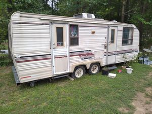 Sunline pull behind camper for Sale in Eno Valley, NC