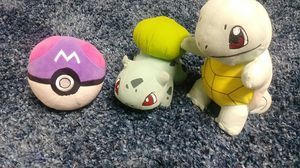 Pokemon Plushies for Sale in Glendale, AZ