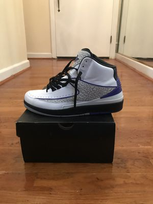 Air Jordan Retro 2 size 10 excellent condition first come first serve for Sale in Washington, DC