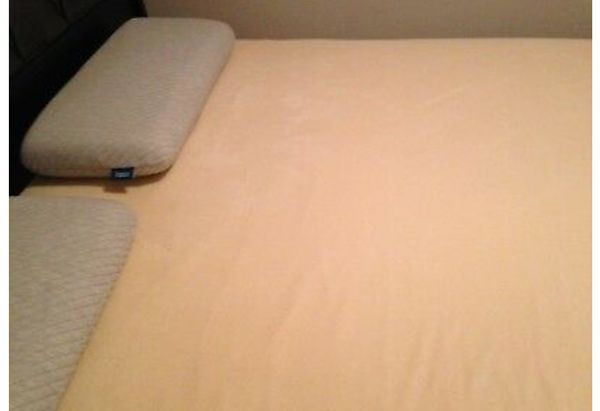 King-size Tempur-Pedic Mattress And Box Springs New Condition Will Deliver