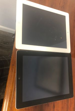 Ipads Not working !! For parts for Sale in Miami, FL