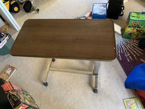 Hospital style Bed Table - Awesome! for Sale in Charleston, WV