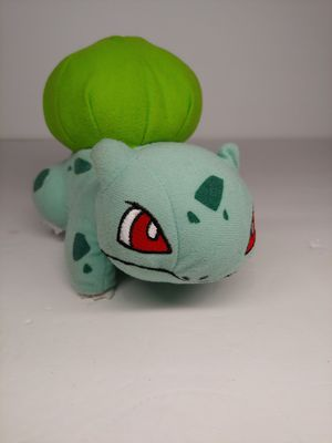 Pokemon Center Bulbasaur Plush Doll Stuffed Animal Figure Toy for Sale in Fountain Valley, CA