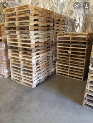 Pallets for Sale in Silverwood, MI