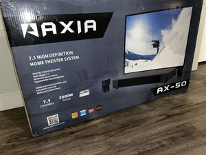 Home theater system Axia AX-50 for Sale in Frisco, TX
