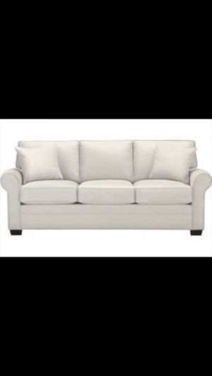 Cindy Crawford microfiber Sofa Bed for Sale in Coconut Creek, FL