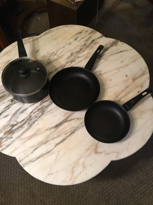 Frying Pans, Boiling Pot, Cooking Set for Sale in Chicago, IL