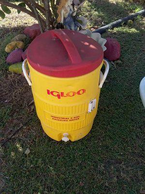 5 gallon Igloo Water Jug $10 for Sale in Ontario, CA