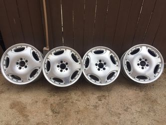 Mercedes Benz wheels 20 inch for Sale in Providence,  RI