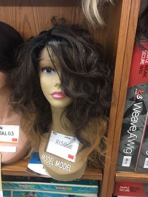 Brand new invisible part wig for Sale in Joliet, IL