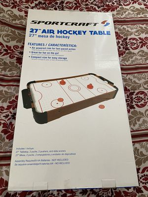 New Air Hockey table for Sale in San Diego, CA