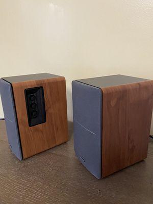 Edifier bookshelf speakers $50 OBO for Sale in Shoreline, WA