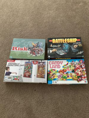 FOUR. BOXED. GAMES for Sale in Los Alamitos, CA