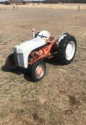 1941 Ford Ferguson 9 N tractor for Sale in Buffalo Gap, TX