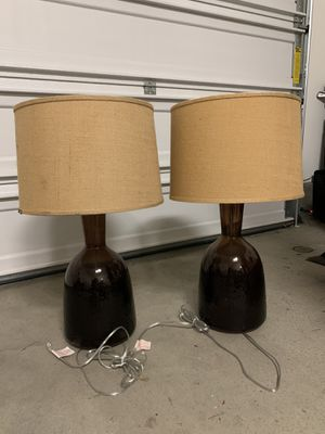 Free lamp for Sale in Irvine, CA