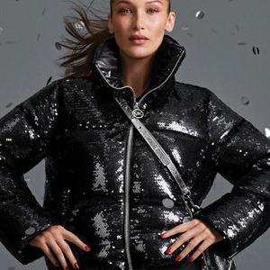 Michael Kors winter jacket black for Sale in Miami, FL
