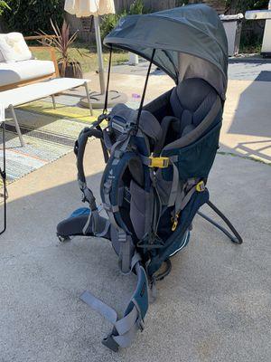 Deuter Kid Comfort II 2 baby hiking backpack carrier for Sale in San Diego, CA