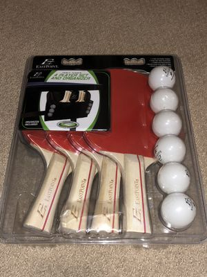 Brand New Ping Pong Paddle Balls Set for Sale in Los Angeles, CA