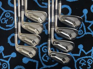 Taylormade P750 Tour Proto Forged Iron Set $650 for Sale in Everett, WA