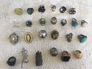 Jewelry~ rings, bracelets, necklaces for Sale in Wilmington, CA