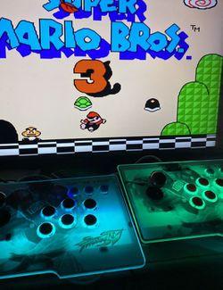 4000+ Game Retro Classic HD 2 Stuck Arcade Console for Sale in La Puente,  CA