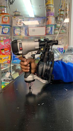 Air compressor nail gun for Sale in Baltimore, MD