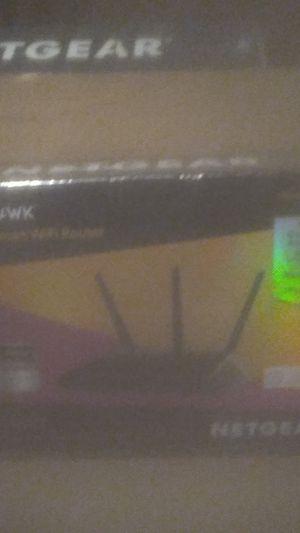 Netgear . NIGHTHAWK AC2300 SMART WIFI ROUTER for Sale in Montclair, CA