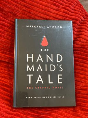 New Hand Maid's Tale by Margaret Atwood Graphic Novel for Sale in Pembroke Pines, FL
