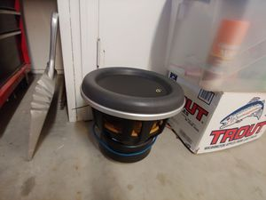 JL Audio 13.5 W7 Subwoofer for Sale in Carlsbad, CA