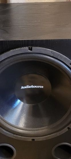 AUDIOSOURCE SW FIFTEEN SUBWOOFER for Sale in Stockton,  UT