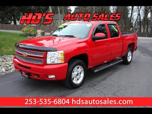 2012 Chevrolet Silverado 1500 for Sale in Puyallup, WA