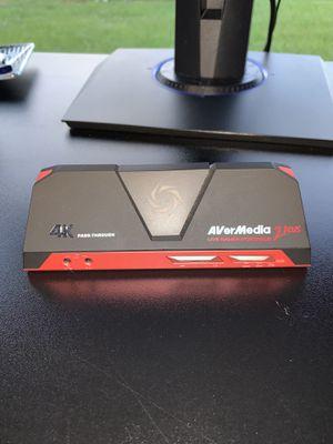 Aver Media 4K Capture Card for Sale in Seffner, FL
