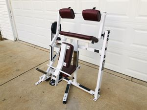 Hammer Strength Tricep Machine - Commercial Grade - Work Out - Gym Equipment - Fitness for Sale in Woodridge, IL