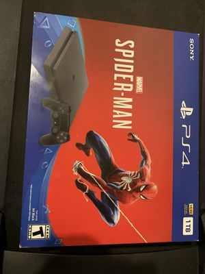 PS4 Slim for Sale in Everett, WA
