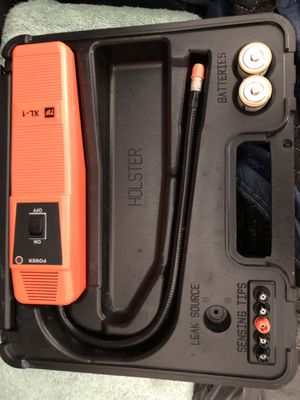 Automatic halogen Freon leak detector with 6 sensors for Sale in Orlando, FL