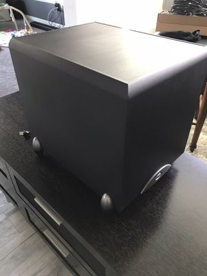 """12"""" Klipsch subwoofer for Sale in Puyallup, WA"""
