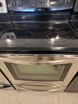 Kenmore Electric Stove Used In Good Condition With 90day's Warranty for Sale in Washington,  DC