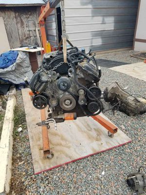 Engine and Transmission from 2000 Lincoln for Sale in Moriarty, NM