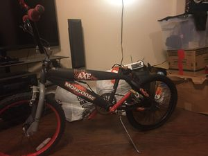 Mongoose bmx bike custom built for Sale in Salt Lake City, UT