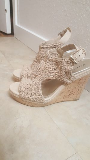 Audrey Brooke wedge size7 for Sale in Lacey, WA