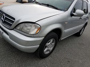 2000 Mercedes ML parts anything u need for Sale in Laurel, MD